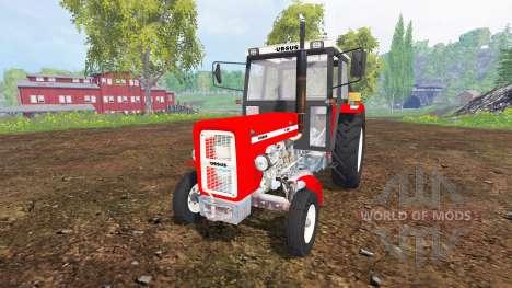 Ursus C-360 v2.0 for Farming Simulator 2015