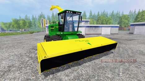 Zurn ProfiCut 620 for Farming Simulator 2015