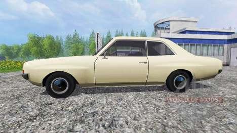 Opel Rekord C 1967 for Farming Simulator 2015
