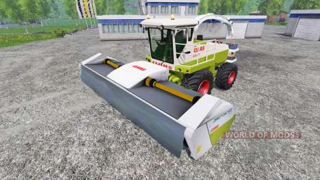 CLAAS Direct Disc 520 v2.0 for Farming Simulator 2015