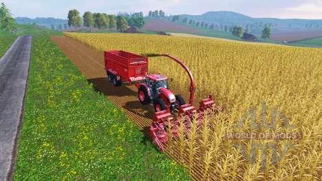 Poettinger Mex6 Big for Farming Simulator 2015