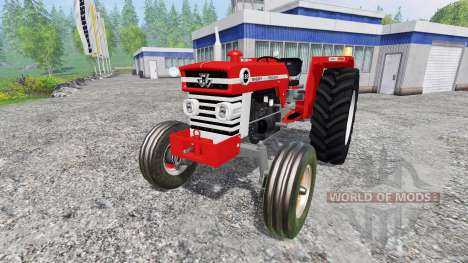 Massey Ferguson 188 v2.1 for Farming Simulator 2015