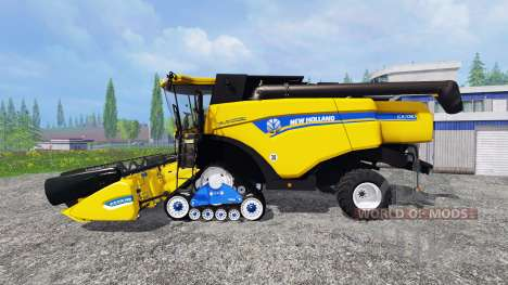 New Holland CX7080 for Farming Simulator 2015