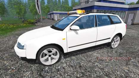 Audi A4 Avant (B6) for Farming Simulator 2015