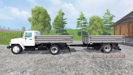 GAZ-35071 [Pak modules] for Farming Simulator 2015