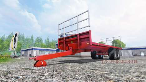Marshall BC25 for Farming Simulator 2015