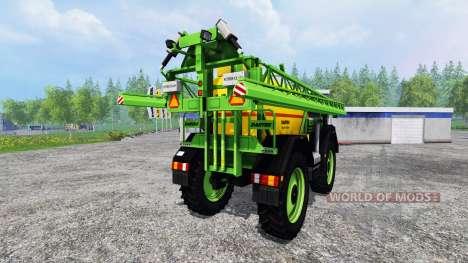 Lizard Sprayer for Farming Simulator 2015