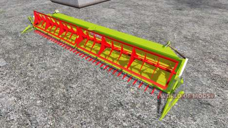 CLAAS Vario 1200 [sunflower] for Farming Simulator 2015