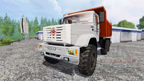ZIL-4331 [scoop] for Farming Simulator 2015