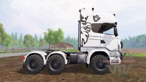 Scania R730 [agro] for Farming Simulator 2015