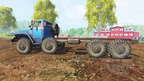 Ural-6614 for Farming Simulator 2015
