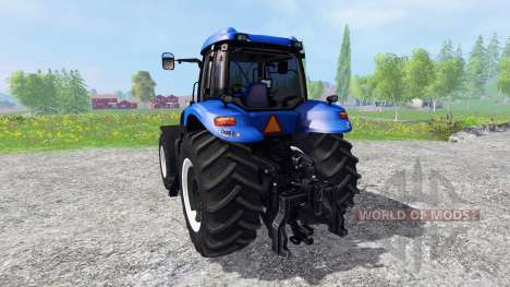 New Holland T8.270 for Farming Simulator 2015