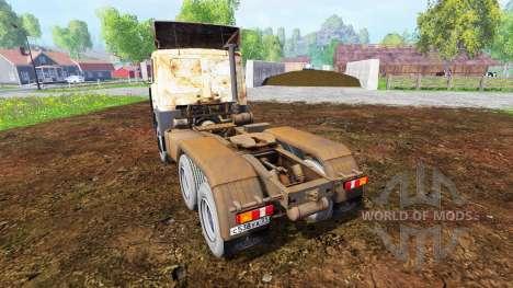 MAZ-642208 [rusty] for Farming Simulator 2015