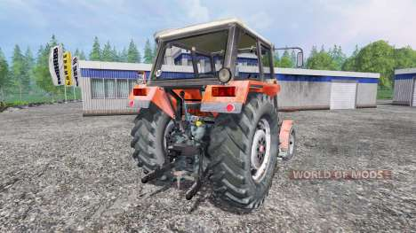 Ursus 1012 for Farming Simulator 2015