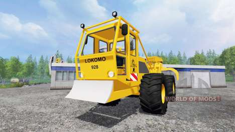 Lokomo 928 for Farming Simulator 2015