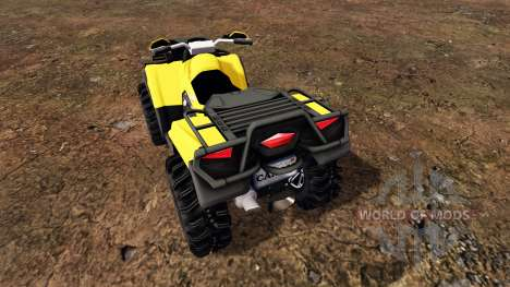 Can-Am Outlander 1000 XT v1.0 for Farming Simulator 2015