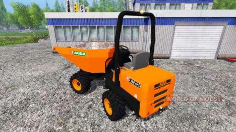 Ausa D 350 AHG for Farming Simulator 2015