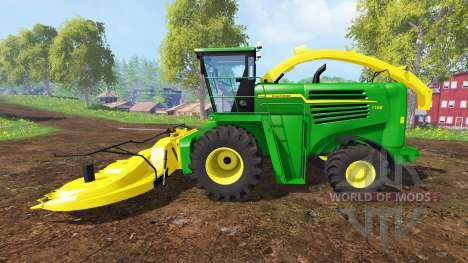 John Deere 7180 [edit] for Farming Simulator 2015
