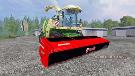 Capello Spartan 520 for Farming Simulator 2015