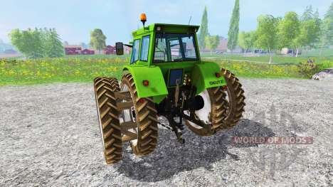 Deutz-Fahr D 13006A for Farming Simulator 2015