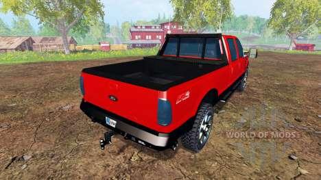 Ford F-250 2009 v2.0 for Farming Simulator 2015