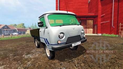 UAZ-451 v2.0 for Farming Simulator 2015