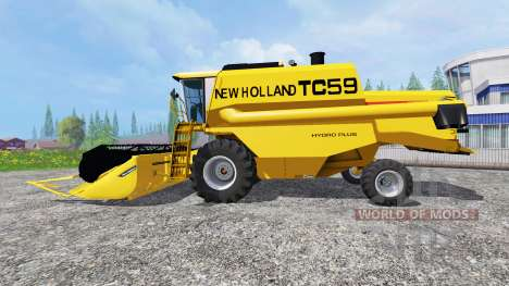 New Holland TC59 for Farming Simulator 2015