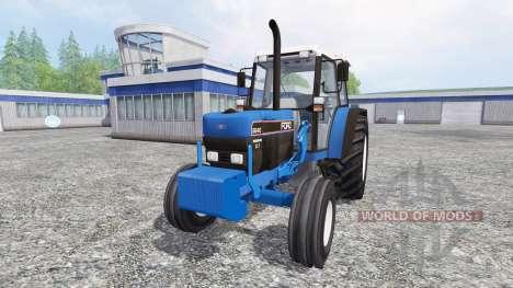 Ford 6640 FL for Farming Simulator 2015