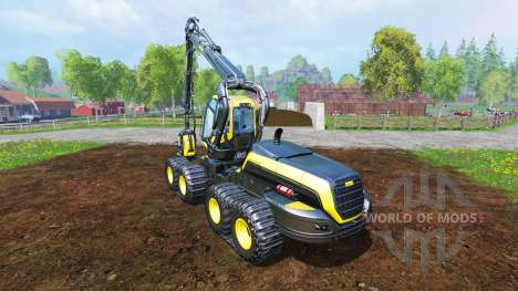 PONSSE Scorpion King [revised] for Farming Simulator 2015
