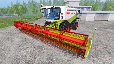CLAAS Lexion 600 v2.0 for Farming Simulator 2015