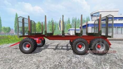 Kroger Timber for Farming Simulator 2015