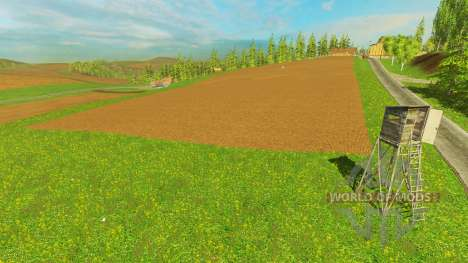 B'ornhol'm [DtP] for Farming Simulator 2015