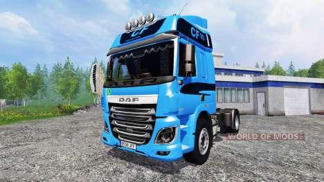 DAF CF95 for Farming Simulator 2015