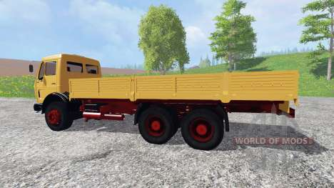 Mercedes-Benz NG 1632 for Farming Simulator 2015
