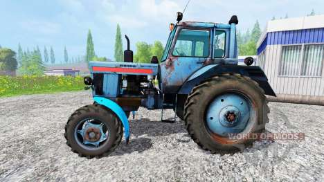 MTZ-82 Belarusian v1.0.0 for Farming Simulator 2015