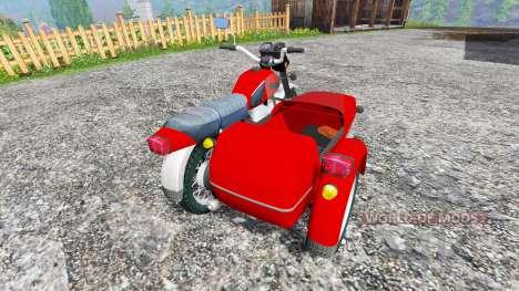 IZH Jupiter-5 for Farming Simulator 2015