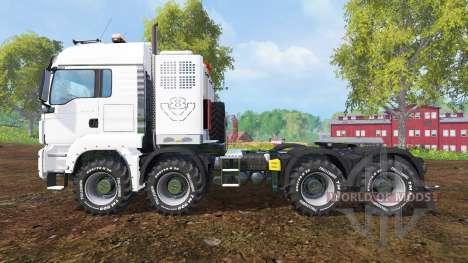 MAN TGS 41.570 8x8 for Farming Simulator 2015