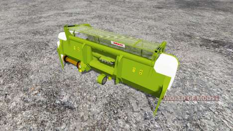CLAAS PU 380 HD for Farming Simulator 2015
