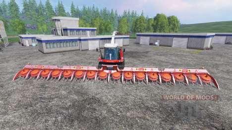 Kemper Cutter Study 2020 v2.0 for Farming Simulator 2015