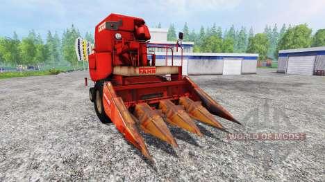 Fahr M66 [cutter maize] for Farming Simulator 2015