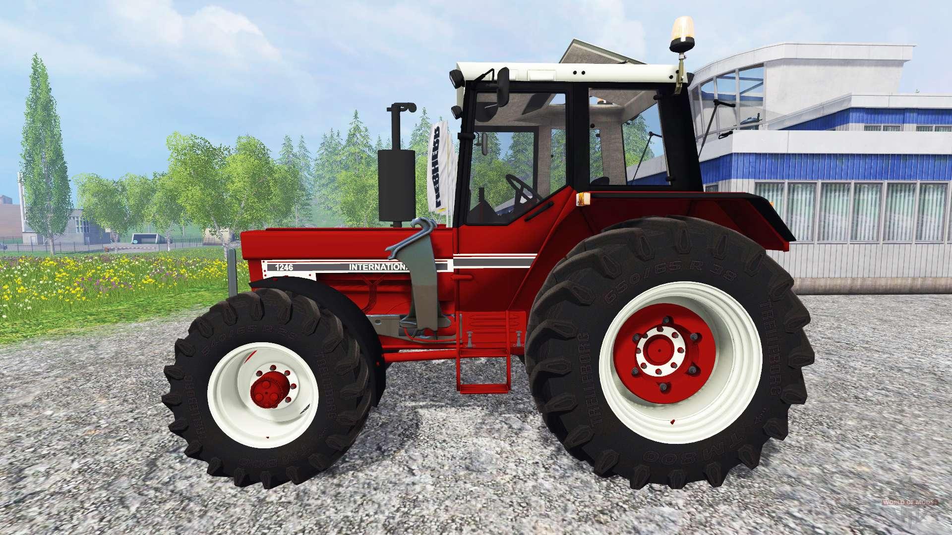 ihc 1246 for farming simulator 2015 rh worldofmods com New Holland Deere and Company
