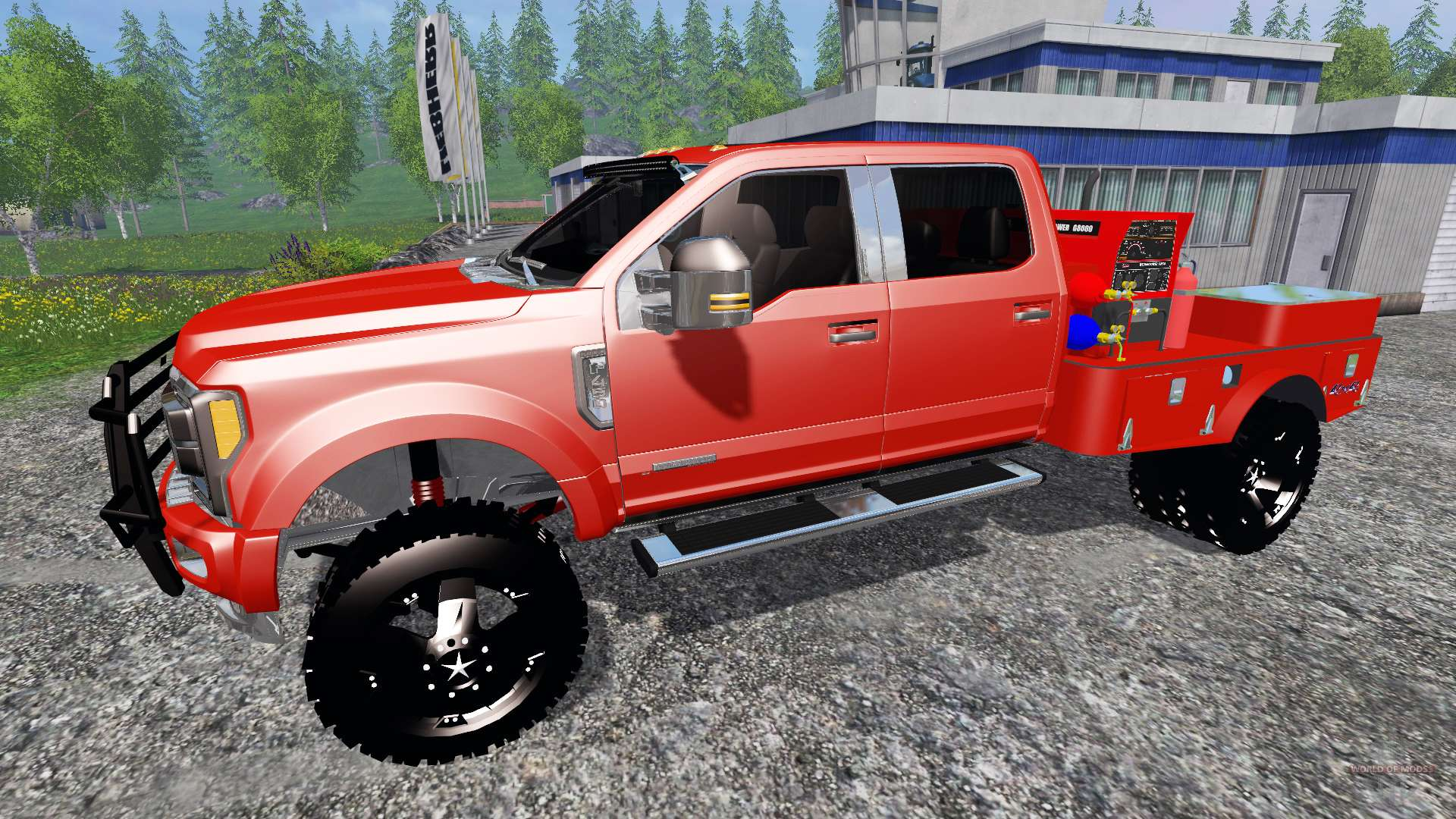 Farmingsimulator Game on Ford 7 3 Fuel Filters