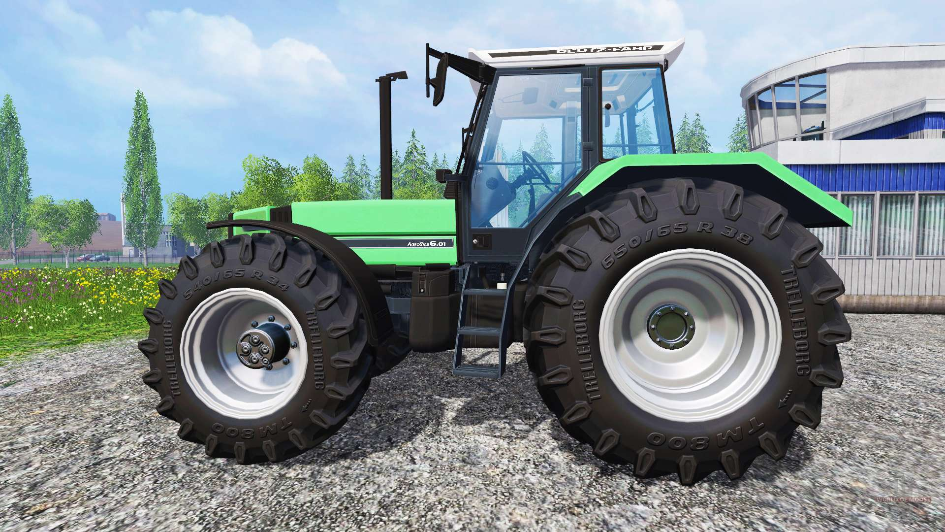 deutz fahr agrostar 6 81 for farming simulator 2015 rh worldofmods com Deutz-Fahr Tractor 4 Deutz-Fahr Parts