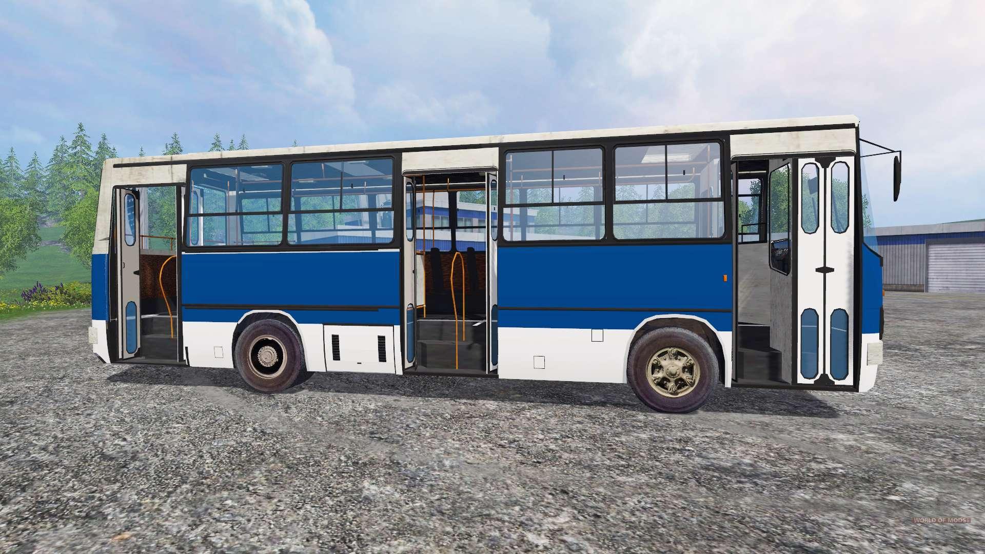 ikarus 260 for farming simulator 2015. Black Bedroom Furniture Sets. Home Design Ideas