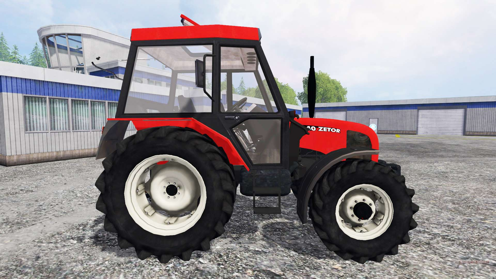 Zetor 6340 for Farming Simulator 2015