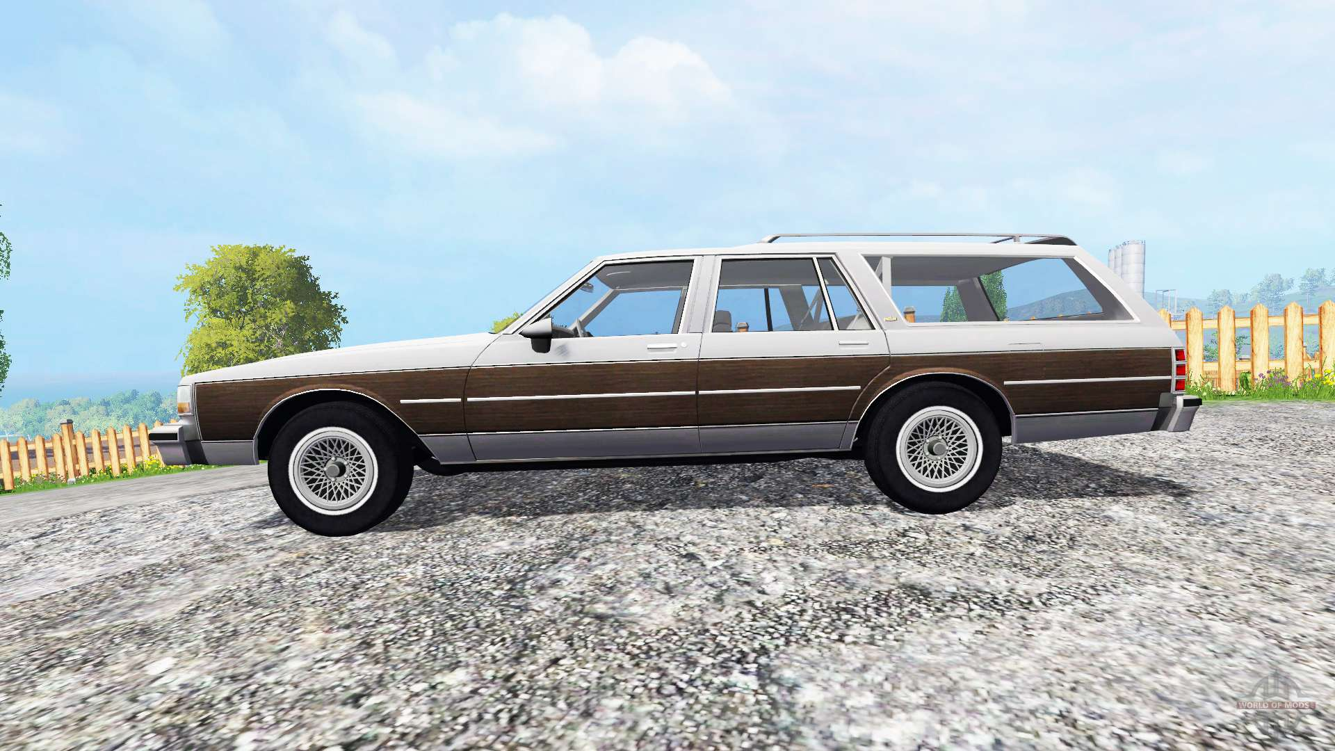 Chevrolet Caprice Station Wagon for Farming Simulator 2015