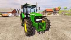 John Deere 5100R for Farming Simulator 2013