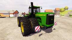 John Deere 9400 v2.0 for Farming Simulator 2013