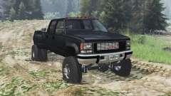 GMC Suburban 1995 Crew Cab Dually [03.03.16] for Spin Tires