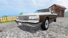 Chevrolet Caprice Station Wagon